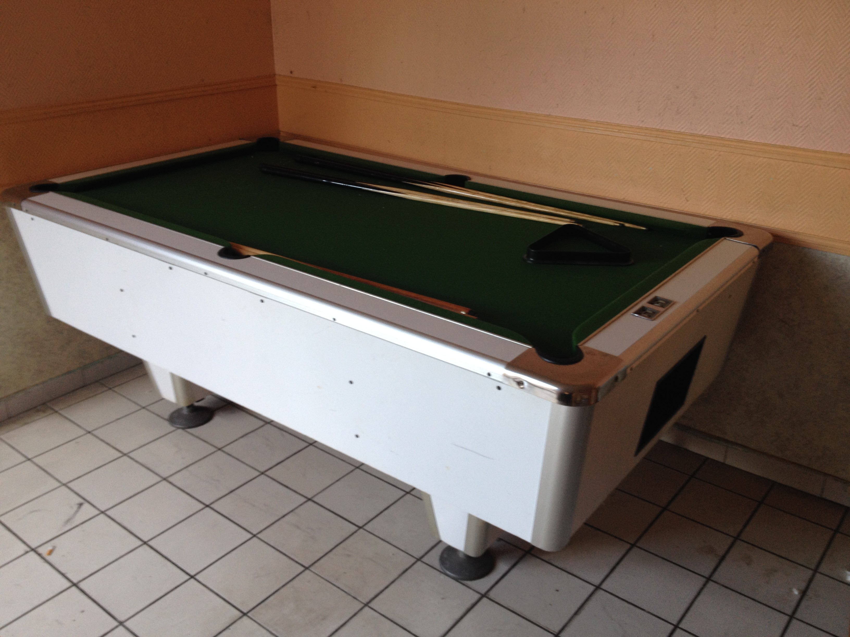 Table billard occasion table billard francais renueacute - Table billard transformable occasion ...